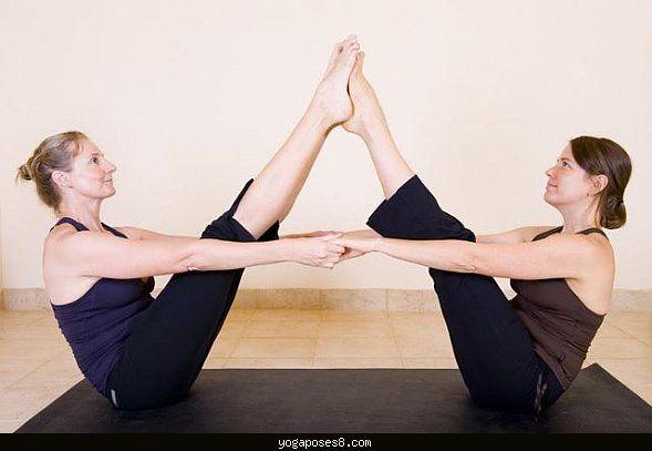 Nice Yoga Poses For Two Yoga Challenge Poses Cool Yoga Poses Yoga Poses For Two