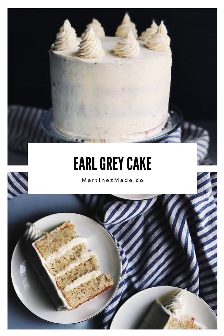 Earl Grey Cake Easy Cake Recipes Tea Cakes Baking Recipes