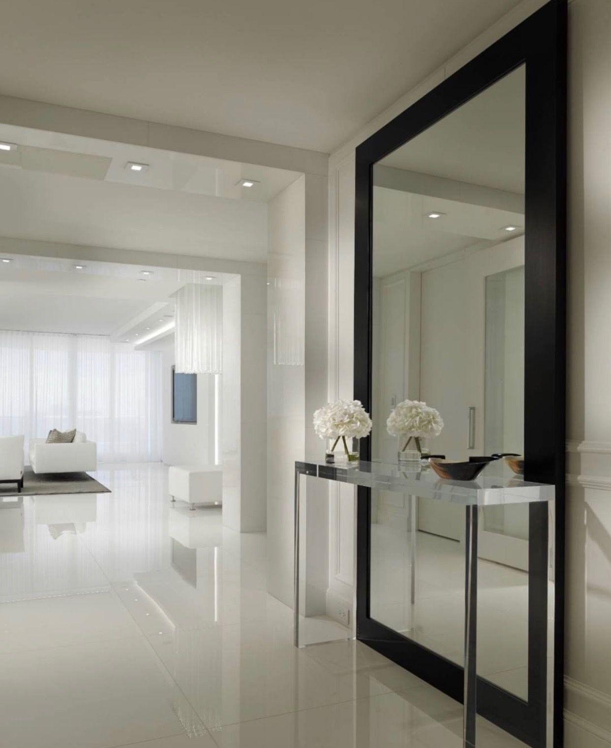 Grand Miroir D Entrée Épinglé par jacqueline bedard sur hall d'entrée en 2019