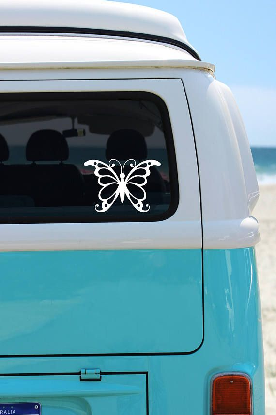 Hey i found this really awesome etsy listing at https www etsy com listing 568497554 butterfly vinly car decal vehicle window