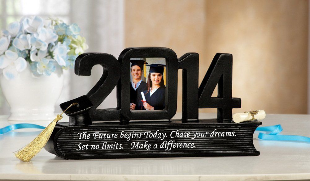 Class Of 2014 Graduation Photo Frame -: Graduation Gift | graduation ...