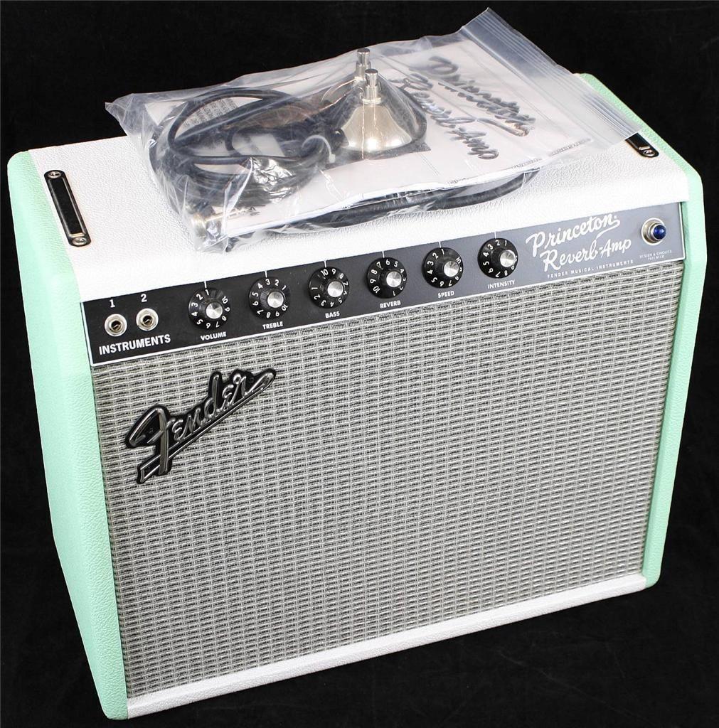 fender limited edition 39 65 princeton reverb electric guitar tube amplifier amp guitar. Black Bedroom Furniture Sets. Home Design Ideas