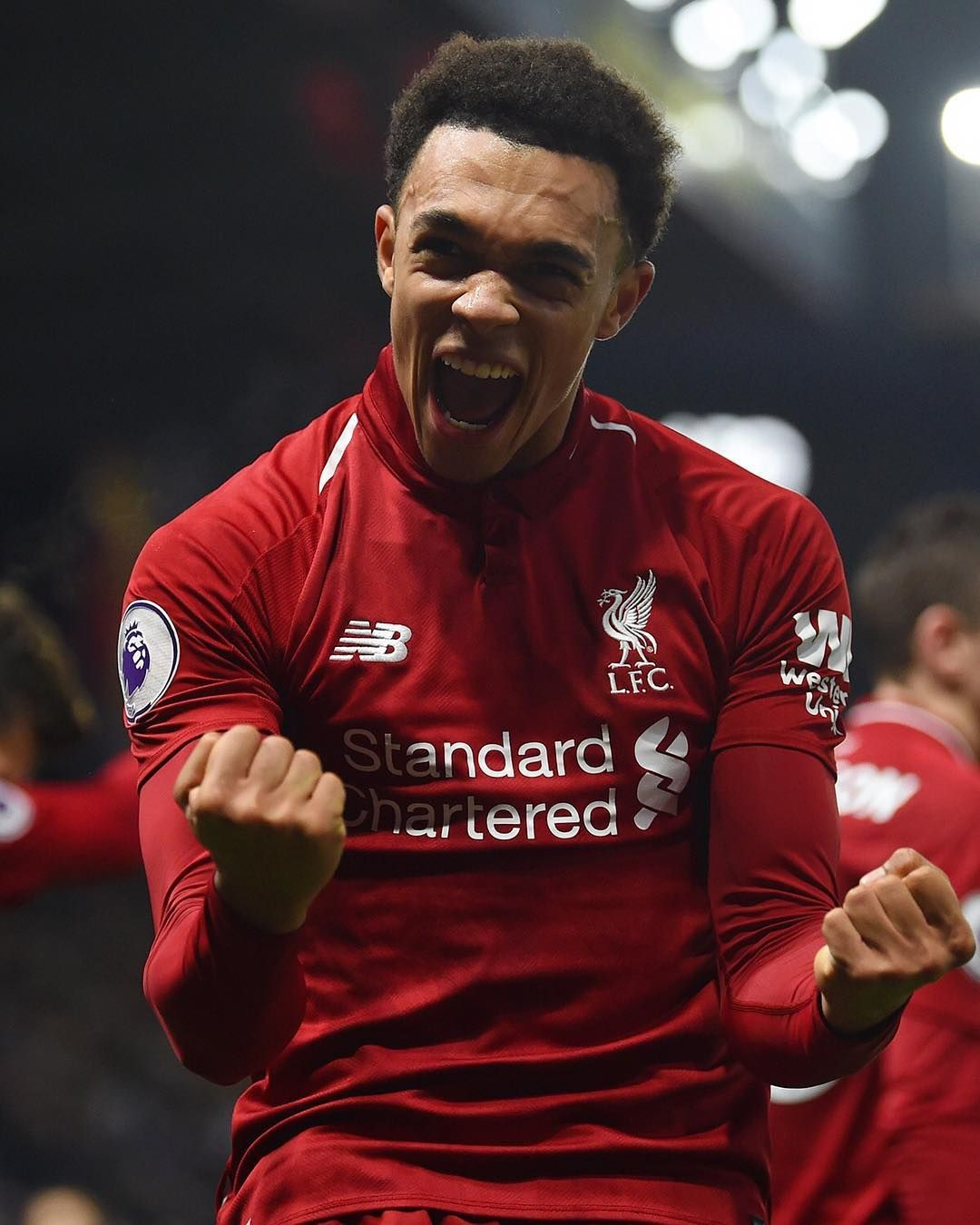 Go On Trent Liverpool Football Club Best Football Players Liverpool Football