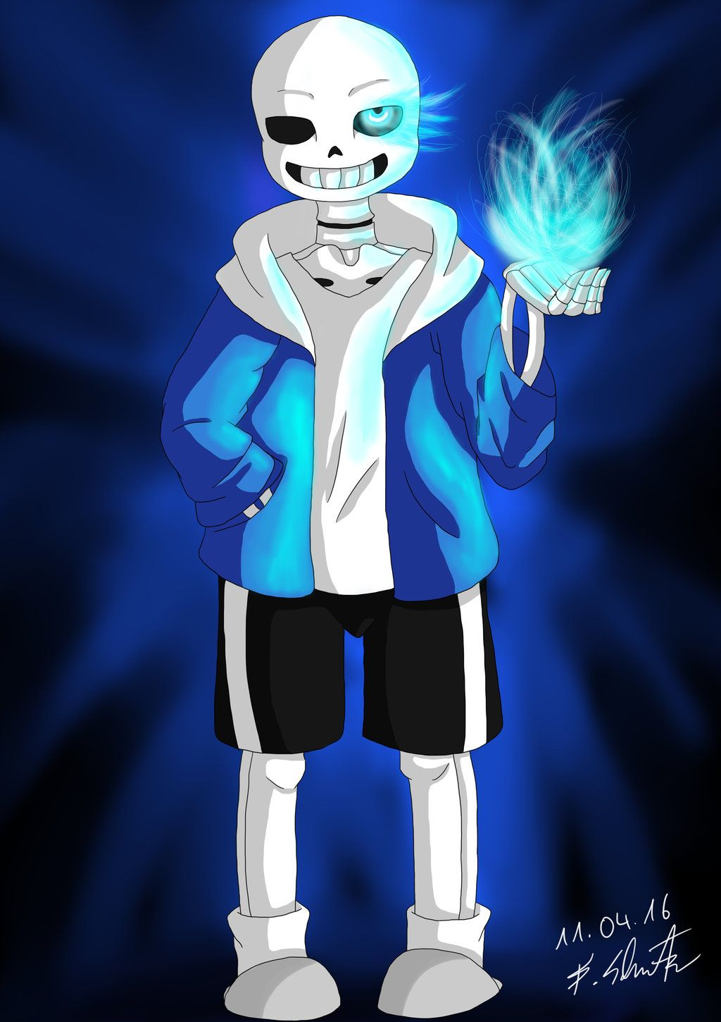 Undertale Sans The Skeleton By Snilaze On DeviantArt Undertale - Skeletons favourite childhood cartoon characters