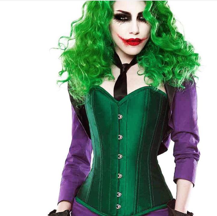 the female joker more - Joker Halloween Costume For Females