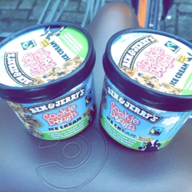 ben and Jerry's ❤️