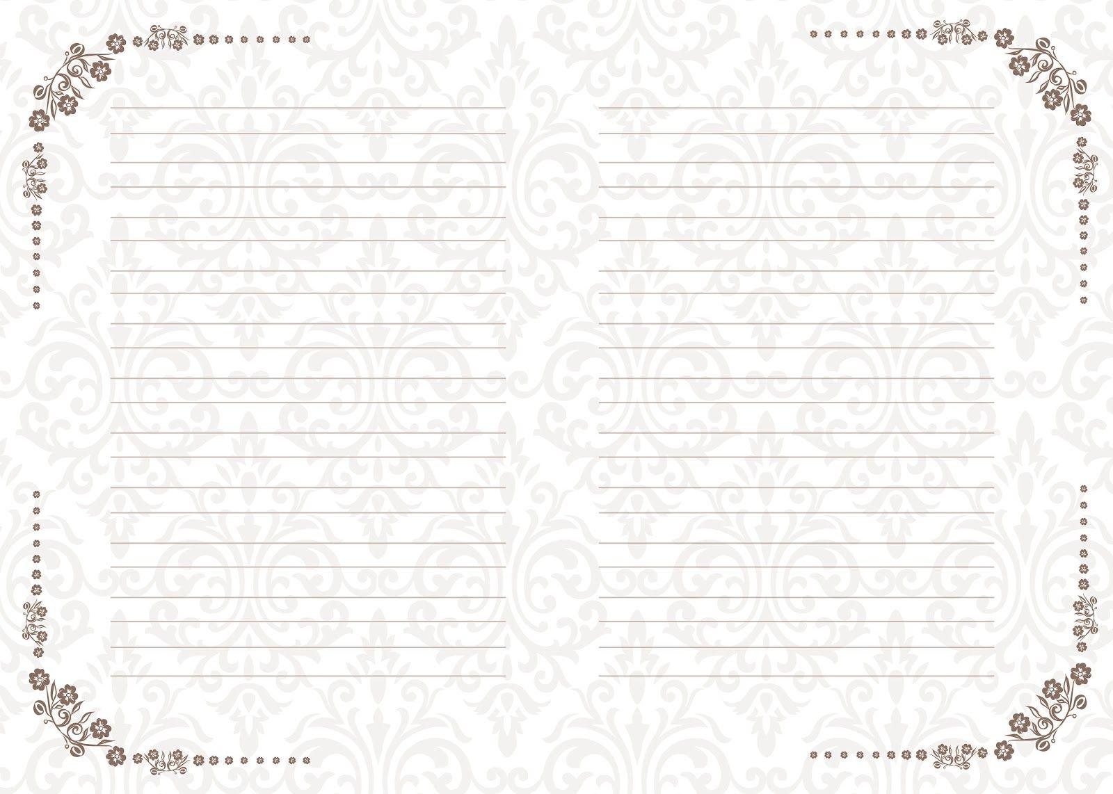 листы для блокнотов - Поиск в Google