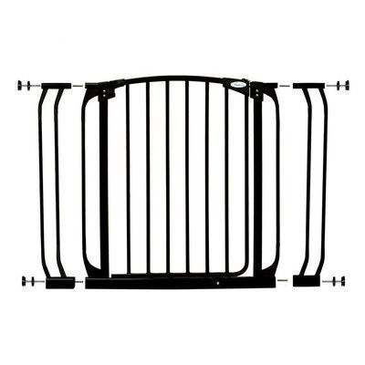 Dreambaby Dreambaby Chelsea Swing Close Gate Combo Pack Type: Single Gate, Finish: Black
