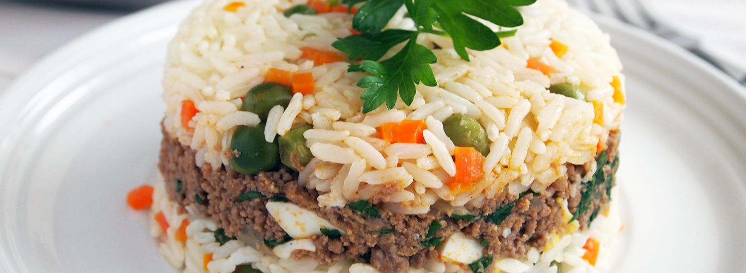 Arroz tapado is a classic peruvian dish with a fun presentation arroz tapado is a classic peruvian dish with a fun presentation arroz tapado is a great choice for company and kids love to help make it ccuart Image collections