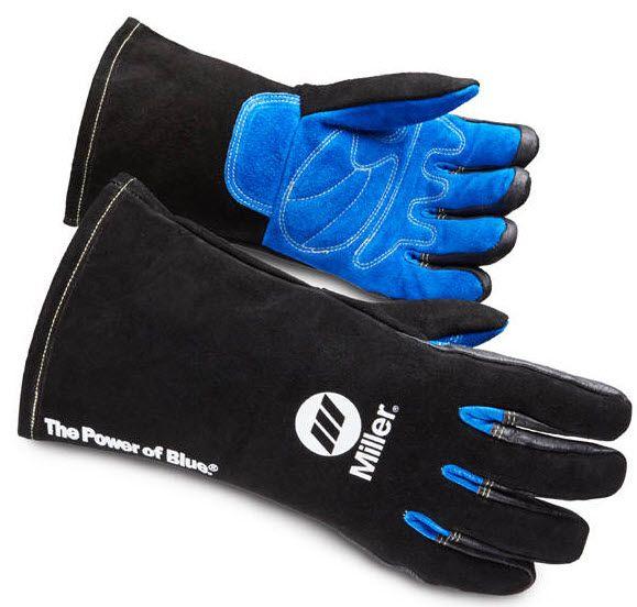 Miller Welding Gloves Mig Stick Gloves 263343