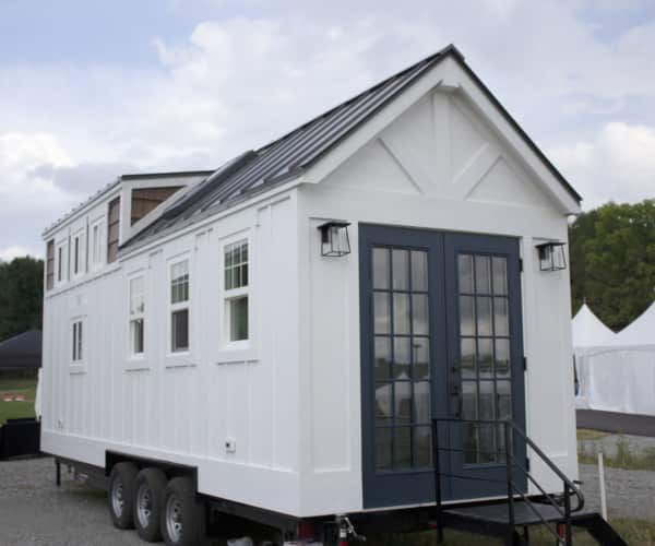 The Maverick Tiny Home Tiny House For Sale In Tipp