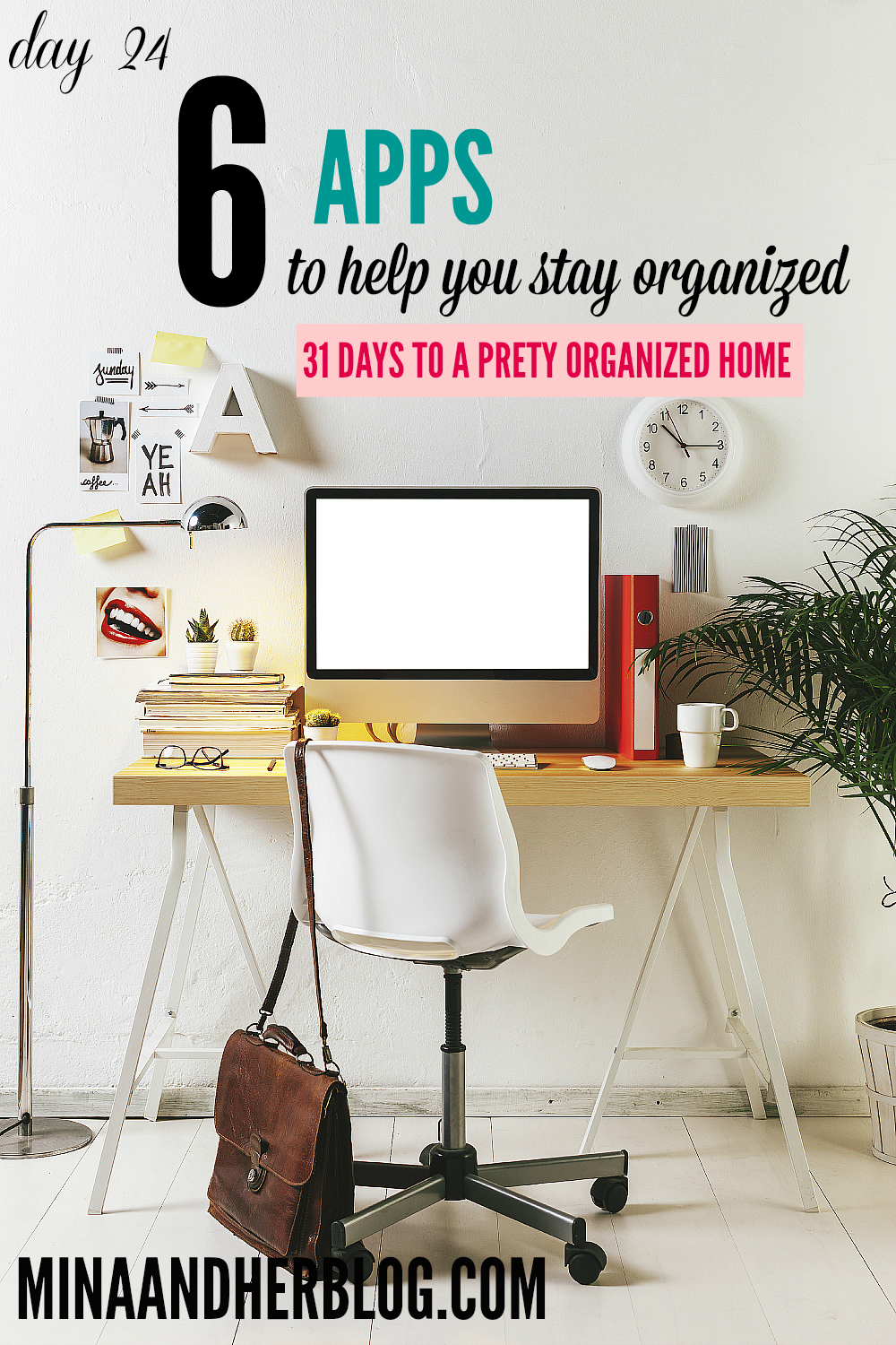 I use these apps to help me organize my home and life. They let me ...