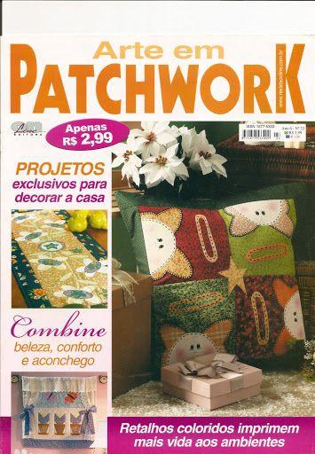 Revista Patchwork 12 - maria cristina Coelho - Álbuns da web do Picasa