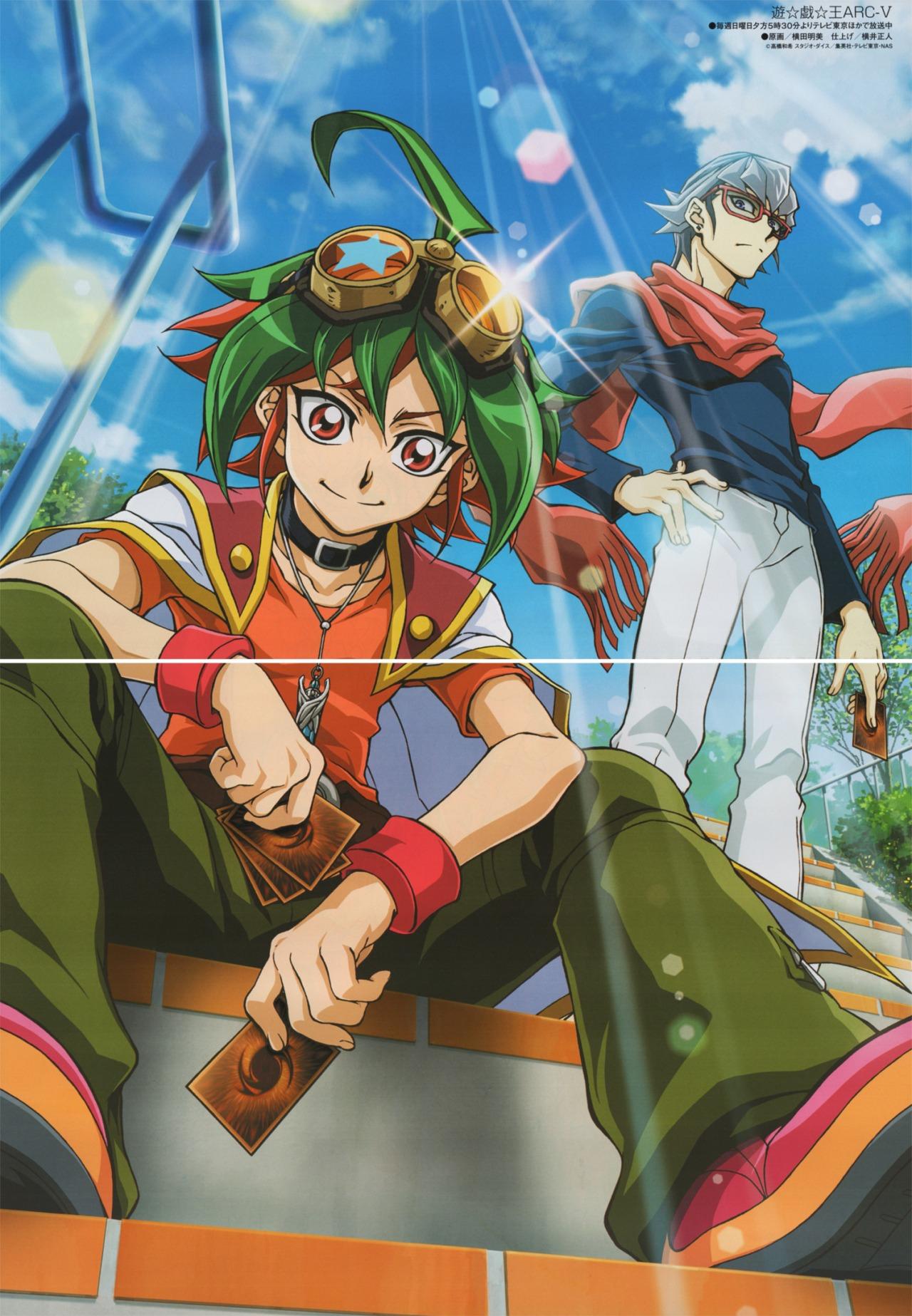 Pin by Kaibutsu on Yu-Gi-Oh! Arc-V | Yu gi yo, Anime