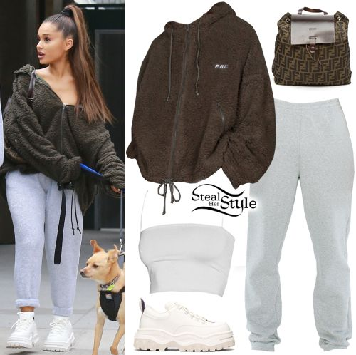 1ea9811976bd ARIANA GRANDE - STEAL HER STYLE | Steal her style in 2019 | Ariana ...