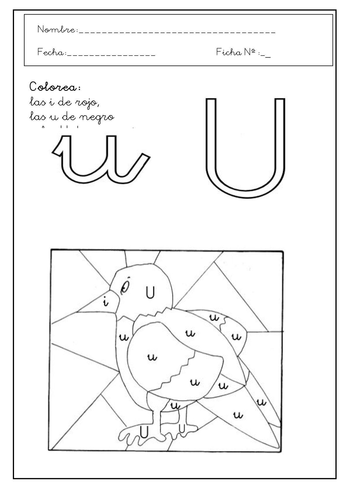 Grafomotricidad Letras Abecedario Vocales Fichas Grafomotricidad Letras Grafomotricidad