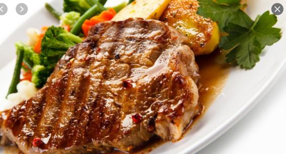 وصفات جديدة 2020 طريقة عمل شرائح اللحم بالبصل Food Meat Steak