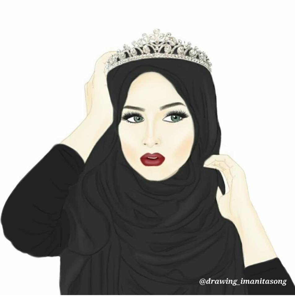 Картинки мусульманки на аву принцессы