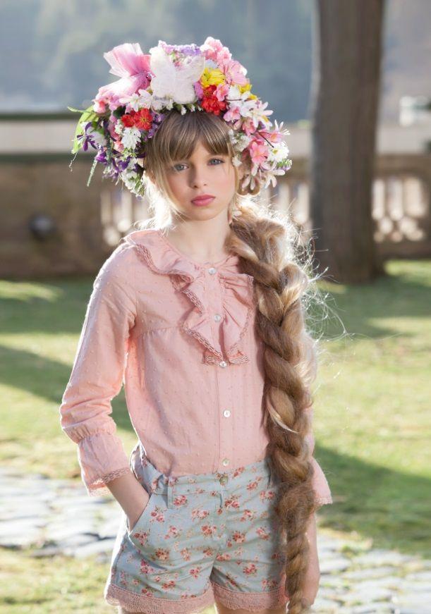 MARIQUILLA MODA INFANTIL. Adorable little girl clothes  #kidsfashion #modainfantil #andalusianfashion