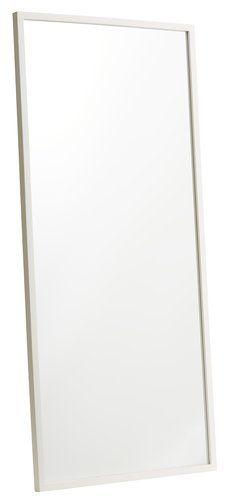 Peili OBSTRUP 68x152 cm valkoinen | JYSK