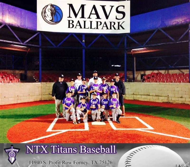 Congrats To The 11u Ntx Titans And Coach Rick Lamonte On Their 2nd Place Finish At The Heroes Downtown Spring Shootout At Mavs Ballpark In Dallas Tx Ballparks Titans Youth Baseball