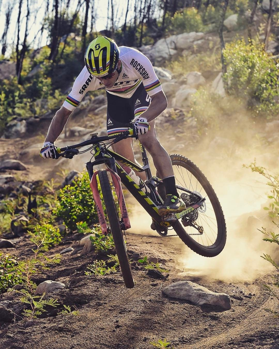 "ee6099561f6 Nino Schurter (@nschurter) on Instagram: ""Tomorrow we are heading into the  2017 season at the legendary Absa Cape Epic. Check out our Cape…"""