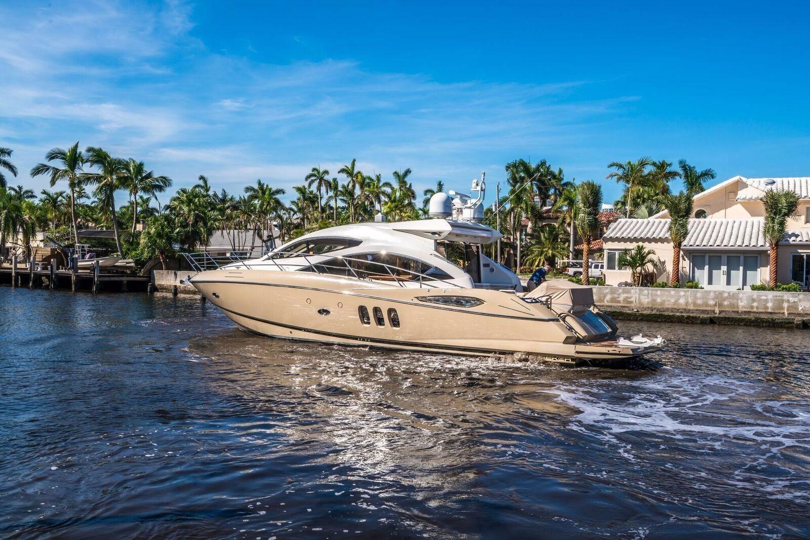 52 Ft 2010 Sunseeker Predator Yacht For Sale Miami Yacht Show 2018