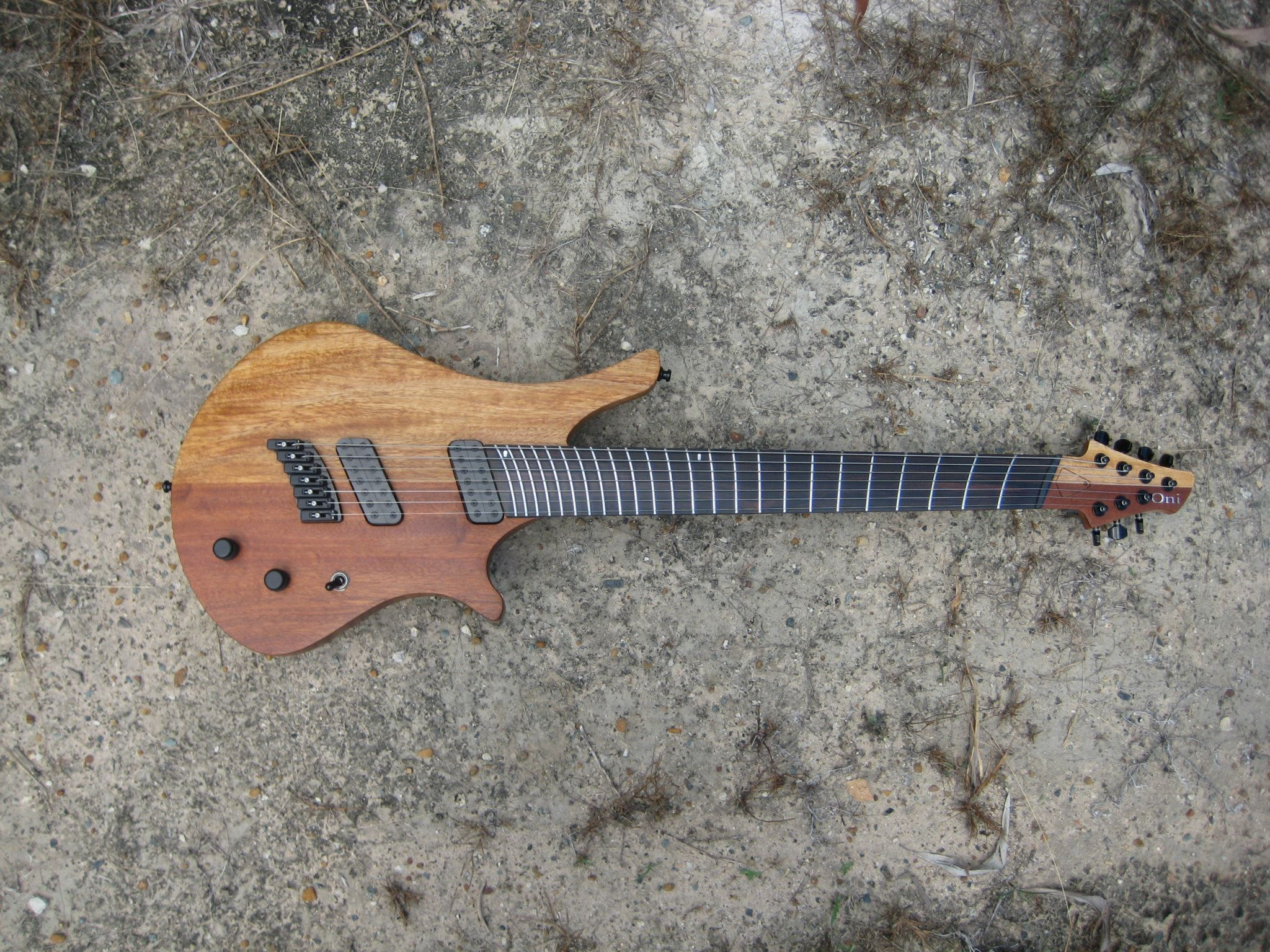 E scale frets - exponentially increasing multiscale fingerboard. The multiscale (fanned fret) thread... - LuthierTalk.com