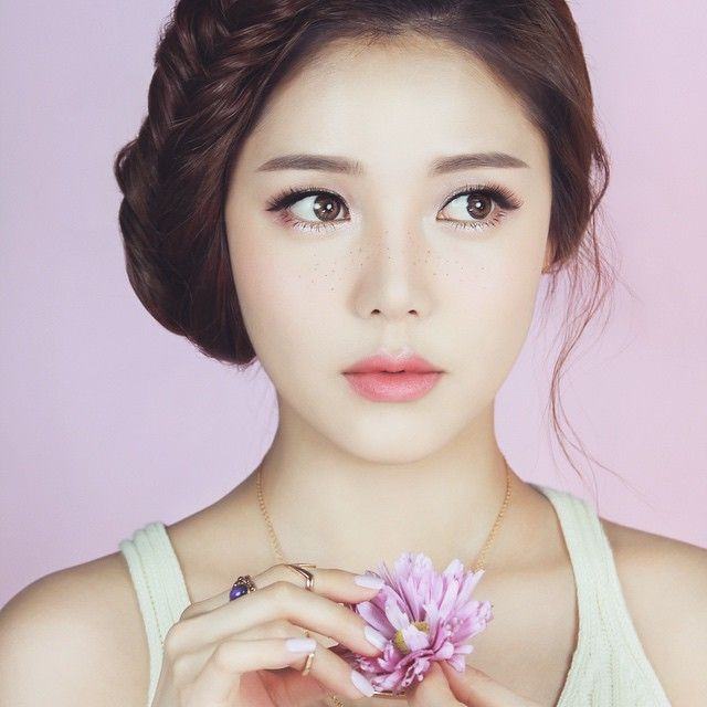 Park Hye Min Ulzzang , 박혜민 포니 , Korean makeup artist , Pony beauty diary.