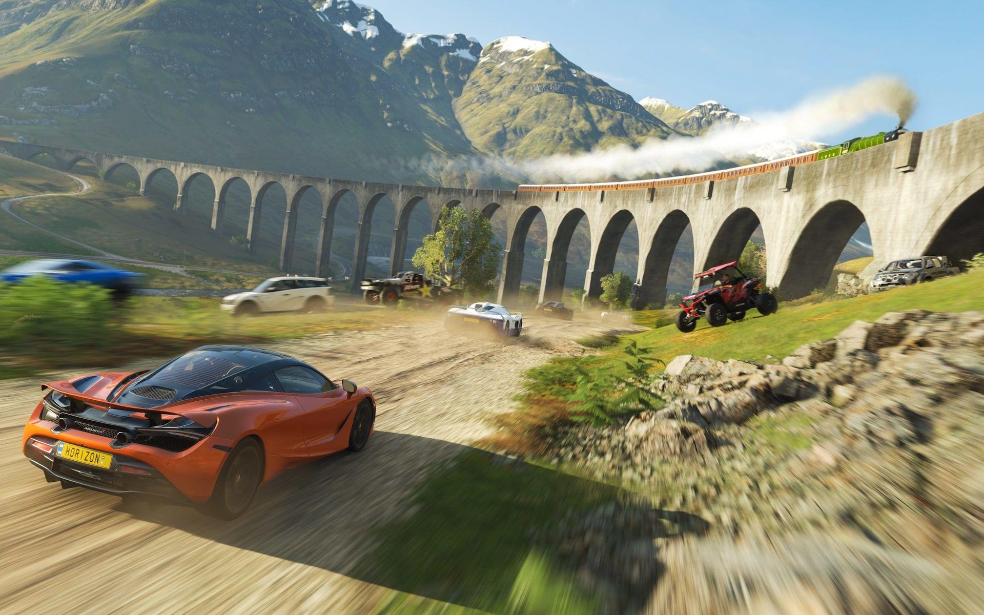 Forza Horizon 4 Review Forza Horizon 4 Racing Games