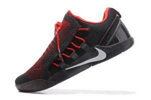 2d4777effb6 black red nike kobe a.d. nxt flyknit men sizes basketball shoes