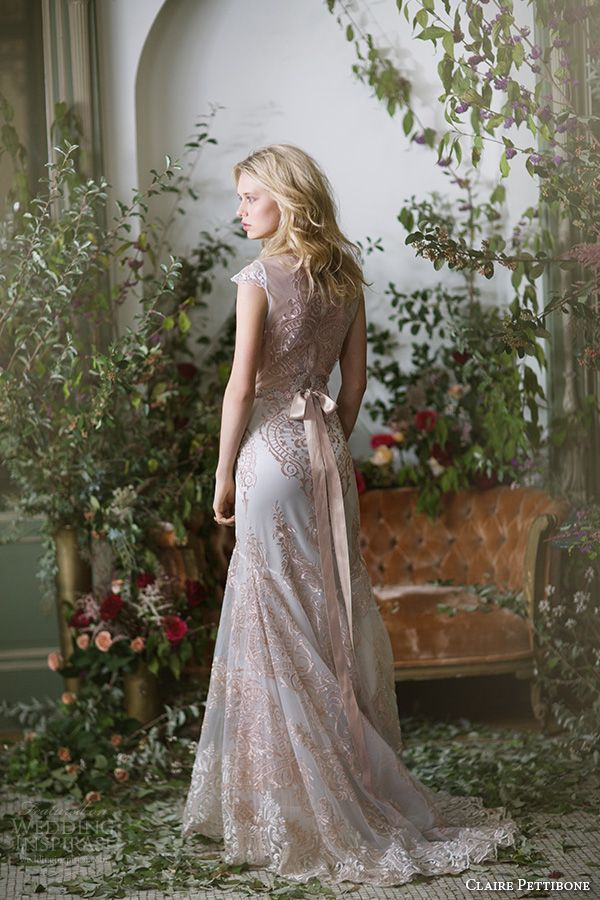 Claire Pettibone Fall 2016 Couture Wedding Dresses The Gilded Age