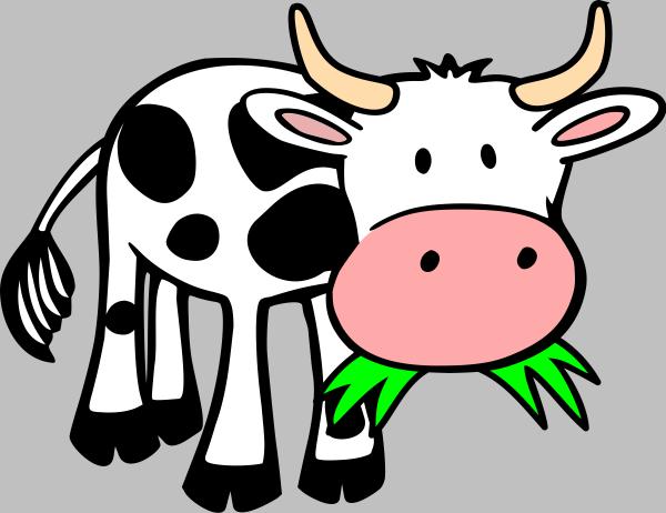 Die Kuh Elsa. | Kuh clipart, Kuh, Kuh-kunst