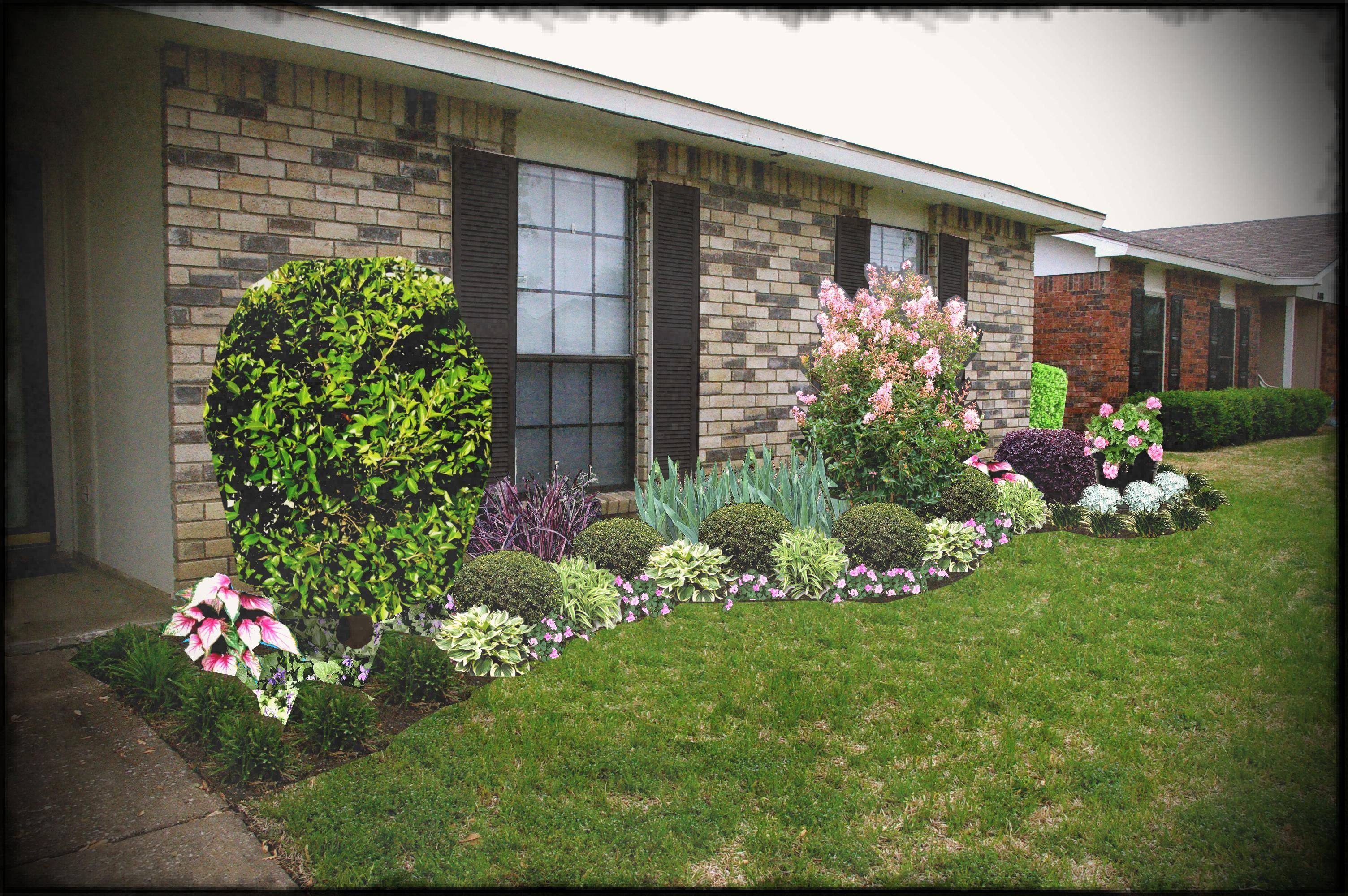 Modern Garden Design Flower Bed Ideas Small Front Yard Landscaping