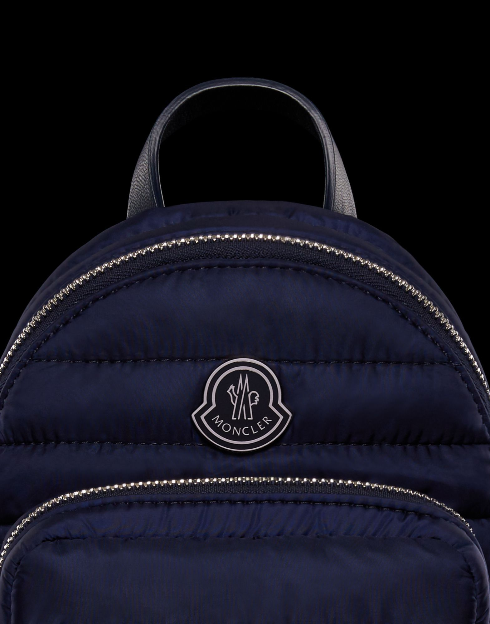 422de5596 MONCLER Shoulder Bags 17/18 winter MONCLER KILIA SMALL _ Navy 3 ...