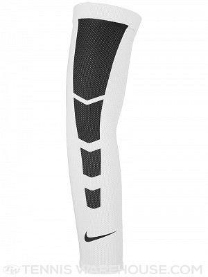 Nike Pro Combat Hypercool Vapor Sleeve White One Size Nike Pro Combat Nike Pros Nike