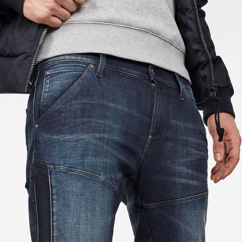 5620 3D Ankle Zip Skinny Jeans | Men's clothes, shoes