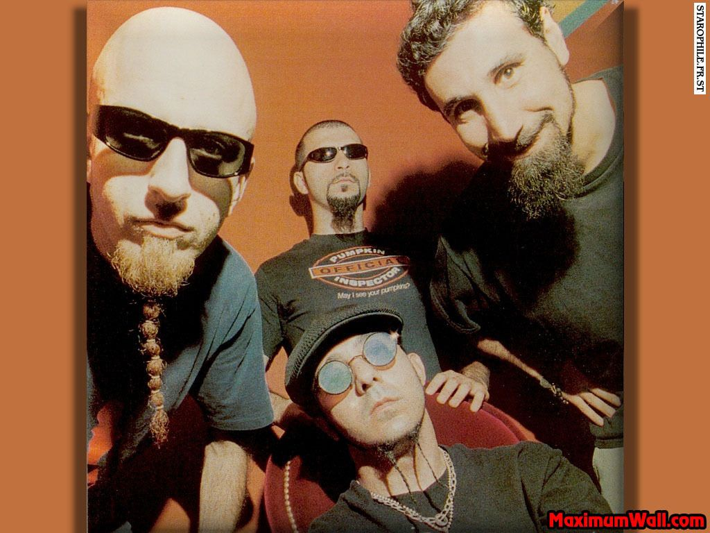 System Of A Down With Images System Of A Down System Singer