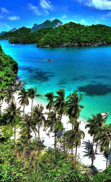Island Paradise, Thailand