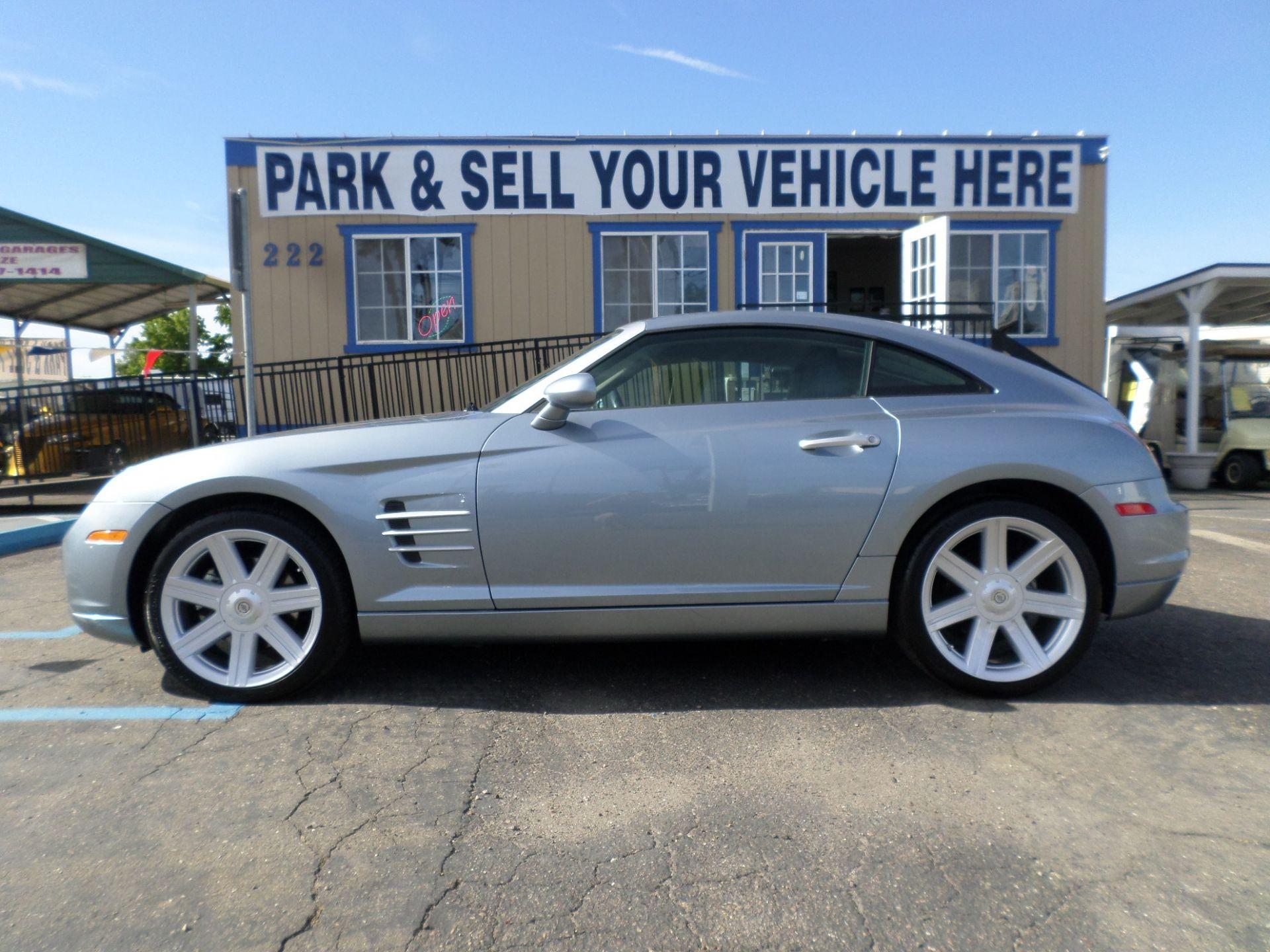 2004 Chrysler Crossfire Chrysler Crossfire Cars For Sale Crossfire