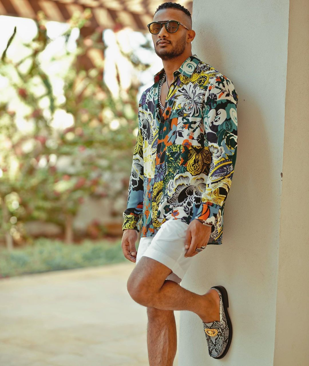 Mohamed Ramadan On Instagram Fashion Tops Clothes