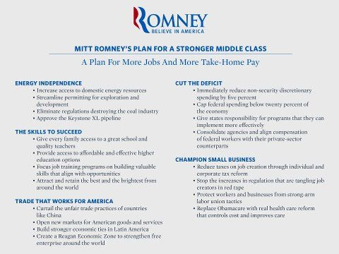 On The Job Training Form Liberal #democrat #msm Would Have You Believe #romney Has No Clear .