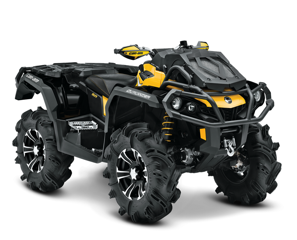 the mud riding atv can am outlander x mr can am off road us brp products pinterest atv. Black Bedroom Furniture Sets. Home Design Ideas