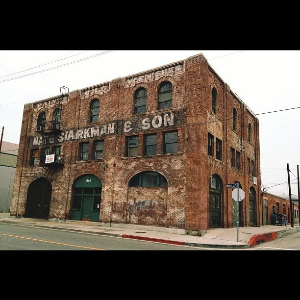 Arts District Downtown Los Angeles