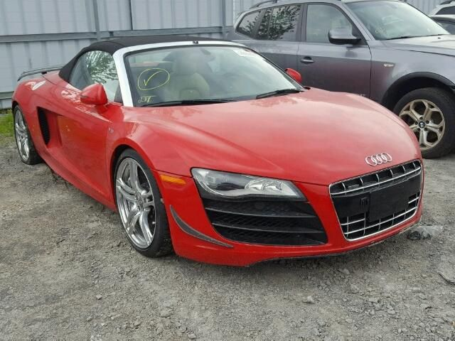 2011 Audi R8 5 2 Qua 5 2l 10 For Sale At Copart Auto Auction Register To Bid Now Audi Audi Cars Car Auctions