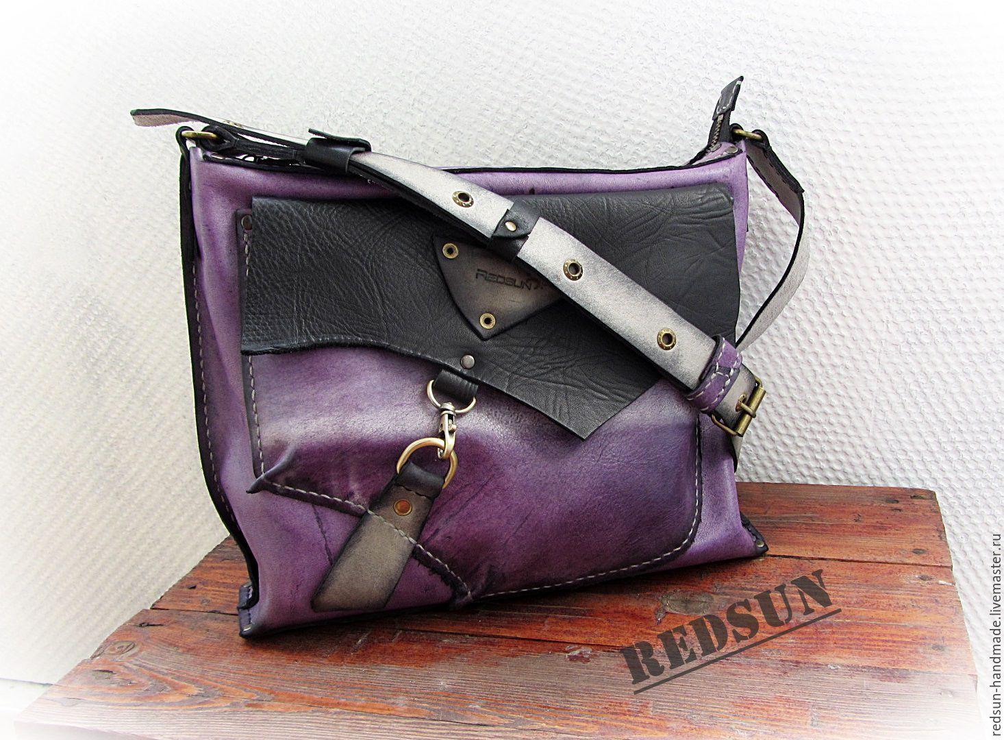 купить сумку ручной работы из кожи екатеринбург
