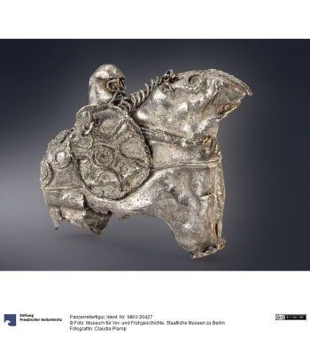 Ironshirts (knight) figure 10th-11th century Poland.  Staatliche Museen zu Berline