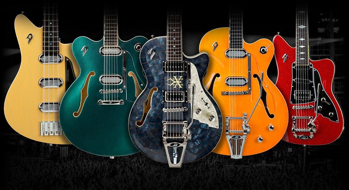 Duesenberg Duesenberg guitar, Guitar, Used electric guitars