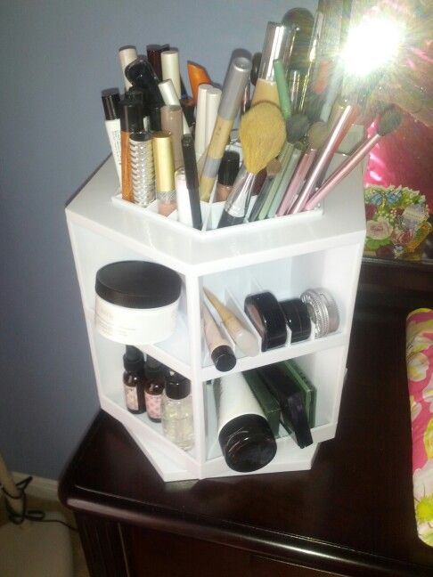 Qvc Makeup Organizer Inspiration Lori Greiner Makeup Organizer Qvc  Organization  Pinterest Design Decoration