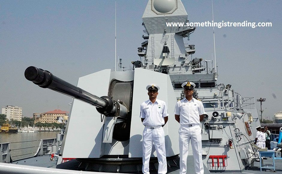 Indian Navy Day Battleships Indian Navy Day Navy Day Indian Navy